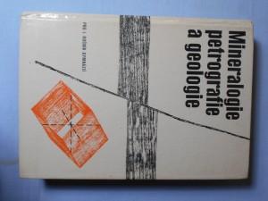 náhled knihy - Mineralogie, petrografie a geologie pro 1. ročník gymnázií