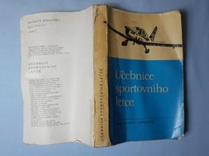 náhled knihy - Učebnice sportovního letce