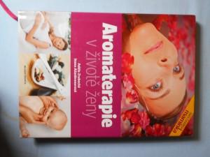 náhled knihy - Aromaterapie v životě ženy