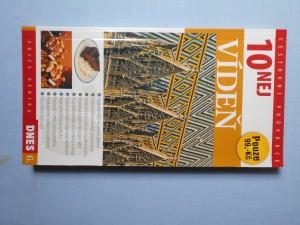 náhled knihy - 10 Nej : Vídeň