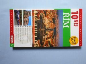náhled knihy - 10 Nej : Řím