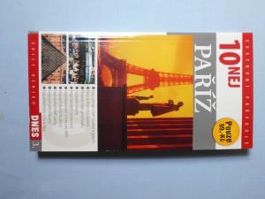 náhled knihy - 10 Nej : Paříž