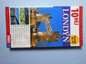 náhled knihy - 10 Nej : Londýn