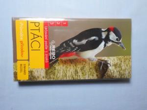 náhled knihy - Ptáci : Určování podle 3 znaků