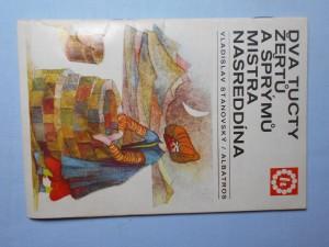 náhled knihy - Dva tucty žertů a šprýmů mistra Nasreddína