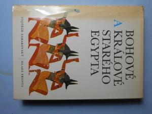 náhled knihy - Bohové a králové starého Egypta