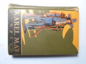 náhled knihy - Pampero : Román z cyklu Dobyvatelé Gran Chaca
