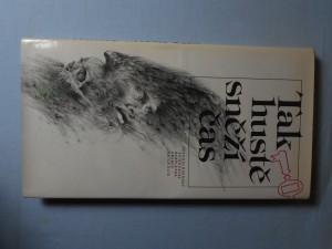náhled knihy - Tak hustě sněží čas : současná historická povídka a novela