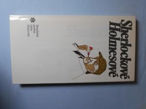 náhled knihy - Sherlockové Holmesové : povídkový výbor čes. autorů