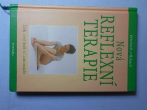 náhled knihy - Nová reflexní terapie : zcela nový druh reflexní masáže pro zdraví a dobrou kondici