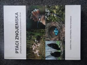 náhled knihy - Ptáci Znojemska : příspěvek k poznání avifauny za posledních 35 let