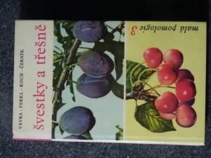 náhled knihy - Švestky a třešně
