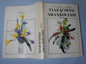 náhled knihy - Viazačstvo a aranžovanie kvetín