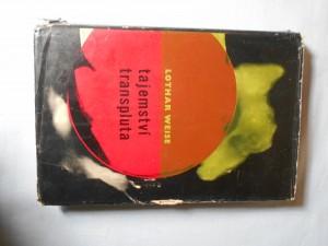 náhled knihy - Tajemství Transpluta
