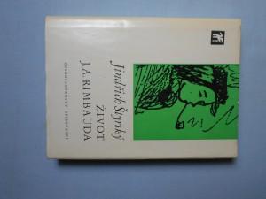náhled knihy - Život J. A. Rimbauda : Dopisy a dokumenty