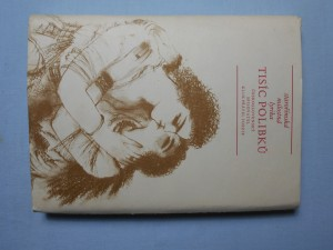 náhled knihy - Tisíc polibků : Starořímská milostná lyrika
