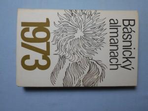 náhled knihy - Básnický almanach 1973