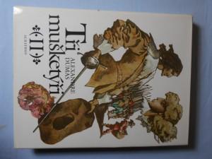 náhled knihy - Tři mušketýři II. : pro čtenáře od 12 let, 2. díl