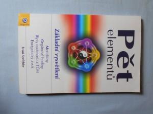náhled knihy - Pět elementů