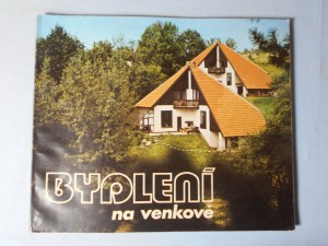 náhled knihy - Bydlení na venkově