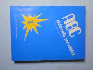 náhled knihy - ABC elektroniky pro mládež 1. díl