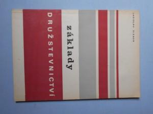 náhled knihy - Základy družstevnictví