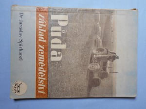 náhled knihy - Půda - základ zemědělství : Kapitoly ze zemědělského půdoznalství s původními obrázky