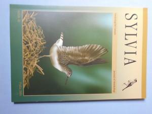 náhled knihy - Sylvia: Ornitologický časopis ročník 40.
