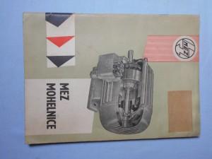 náhled knihy - MEZ Mohelnice : Přehled výroby