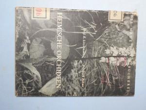 náhled knihy - Heimische orchideen