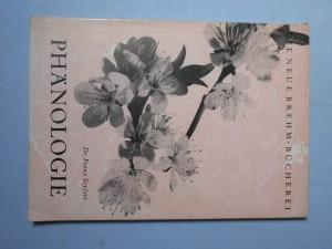 náhled knihy - Phänologie