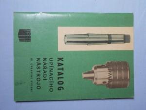 náhled knihy - Katalog upínacího nářadí nástrojů