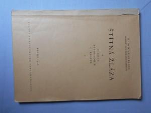 náhled knihy - Štítná žláza : funkce, pathologie, therapie