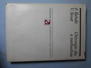 náhled knihy - Chirurgie plic a mediastina