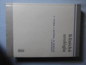 náhled knihy - Klinická urológia