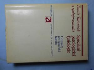 náhled knihy - Speciální patologická fysiologie : Učebnice pro lék. fakulty
