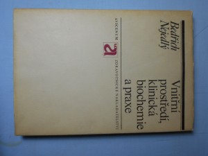 náhled knihy - Vnitřní prostředí, klinická biochemie a praxe