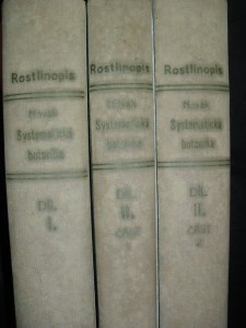 náhled knihy - Rostlinopis : Systematická Botanika : Svazek VIII a IX [Díl I a II]
