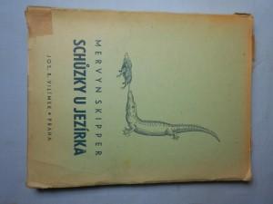 náhled knihy - Schůzky u jezírka : povídka z Bornea