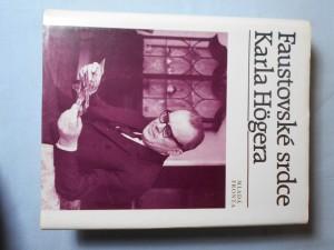 náhled knihy - Faustovské srdce Karla Högera