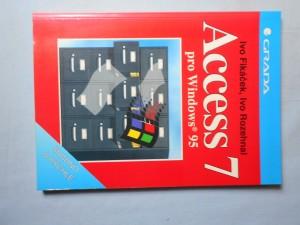 náhled knihy - Access 7 pro Windows 95