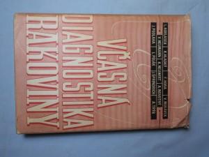 náhled knihy - Včasná diagnostika rakoviny