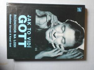 náhled knihy - Jak to vidí Gott : rozhovor na lodi