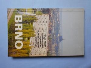 náhled knihy - Brno : Plán města, měřítko 1 : 15 000