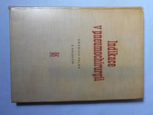 náhled knihy - Indikace v pneumochirurgii