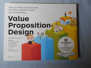 náhled knihy - Value proposition design : how to create products and services customers want : get started with;