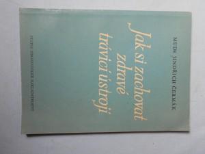 náhled knihy - Jak si zachovat zdravé trávicí ústrojí