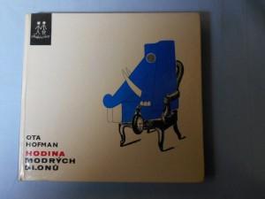 náhled knihy - Hodina modrých slonů
