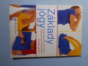náhled knihy - Základy jógy : protahovací cviky, které posilují, dodávají energii a zbavují stresu