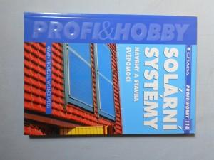 náhled knihy - Solární systémy : návrhy a stavba svépomocí